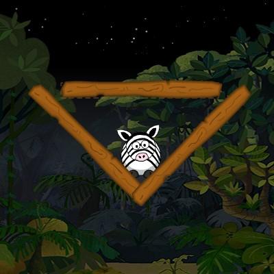 Гра Головоломка: Захисти Джунглі від Астероїда
