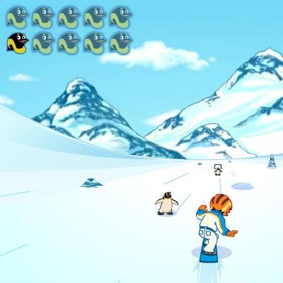 Гра Гірки: Дієго на Сноуборді