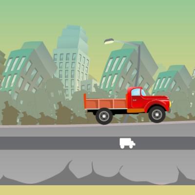 Гра Вантажівки: Доставка Вантажів
