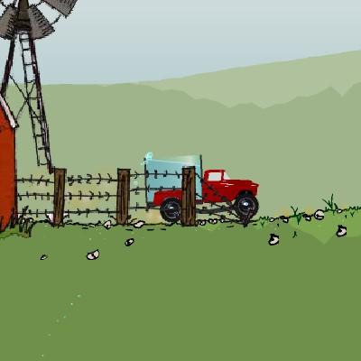 Гра Пригоди Вантажівки: Доставка Вантажів