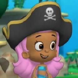 Гра Гуппі Пірати: Русалки