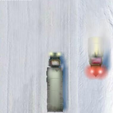 Гра Далекобійник 1: Лід