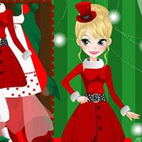 Гра Друзі Ангелів: Різдвяне вбрання