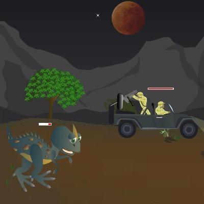 Гра Динозаври 1: Парк Юрського Періоду