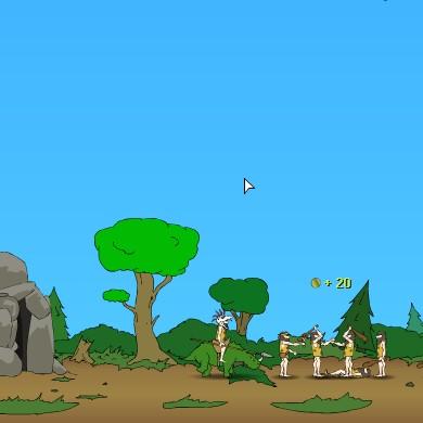 Гра Динозаври: Епоха Воєн