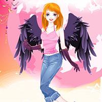 Гра Друзі Ангелів: Костюм Анжеліки!!