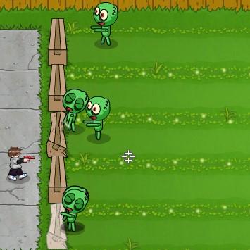 Гра Захист: Напад Зомбі Ляльок