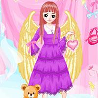 Гра Вечірня сукня Ангела: грай безкоштовно онлайн!!