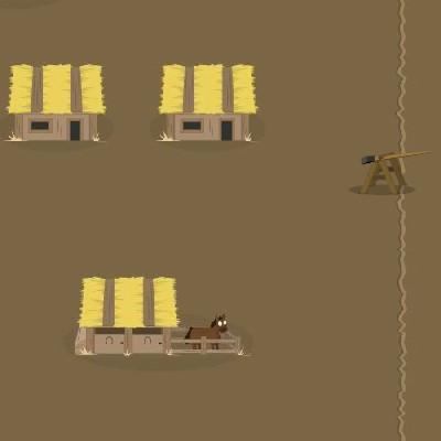 Гра Захист: Битва Орків з Лицарями