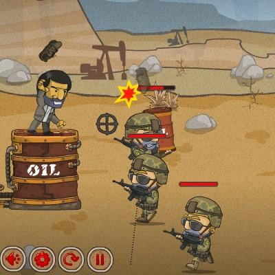 Гра Захист: Оборона в Перській Затоці