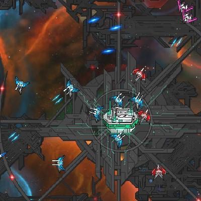Гра Захист у Космосі