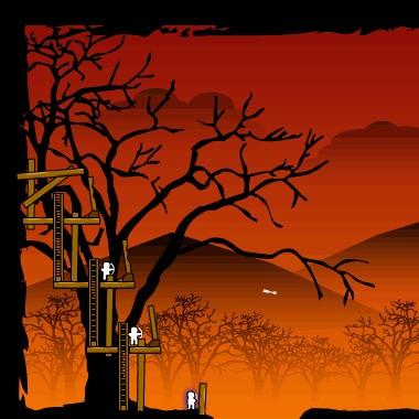 Гра Захисник Мертвого Дерева
