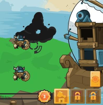 Гра Захист: Доблесть Вікінга