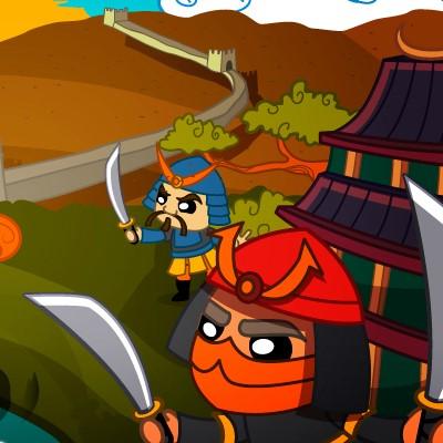 Гра Захист: Оборона Ніндзя