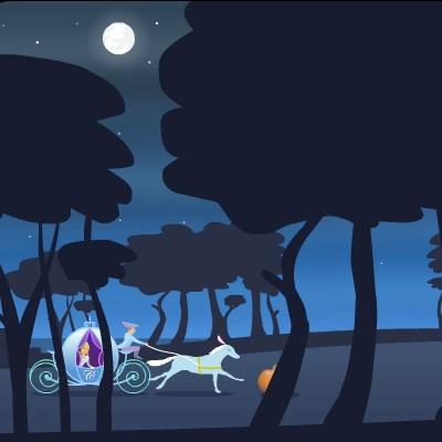 Гра Попелюшка: Поспіх Додому