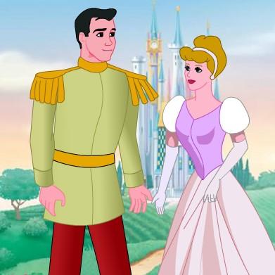 Гра Попелюшка: Поцілунок Принца