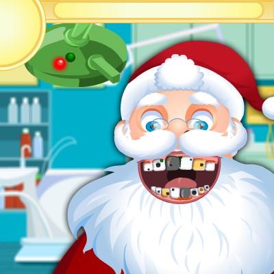 Гра Здорові Зуби Санта Клауса