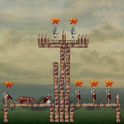 Гра Катапульта: Облога Замку