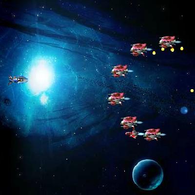 Гра Космічна Леталка Стрілялка: Меч Оріона