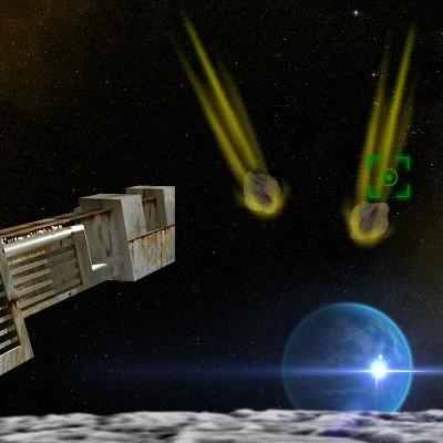 Гра про Космос: Місячна Гармата