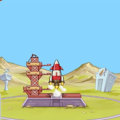 Гра Космос: У Ракеті на Марс