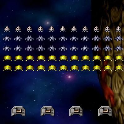 Гра Космічні Загарбники