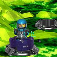 Гра Картун Нетворк: Тренування космічної стрільби!