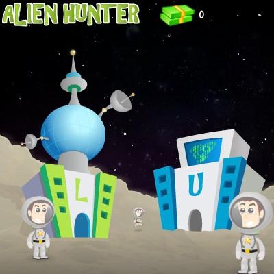 Гра Космос: Мисливець за Прибульцями