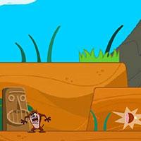 Гра Картун Нетворк: Тасманійський Диявол на островах!