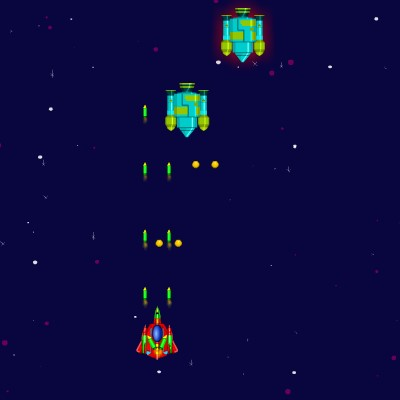 Гра Космічний Винищувач