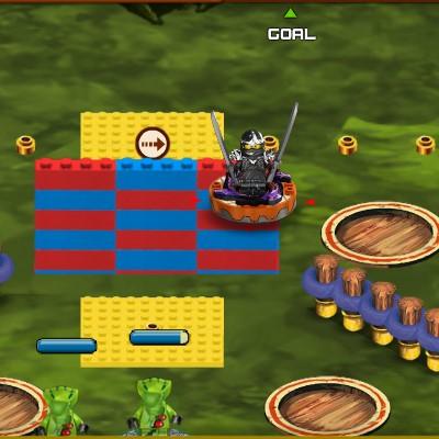 Гра Лего Ниндзяго: Вторгнення Змії