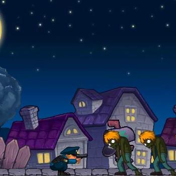 Гра Пастки для Зомбі