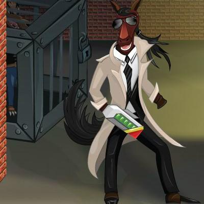 Гра Кінь в Ролі Детектива