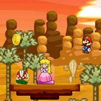 Гра Закинь Маріо до принцеси
