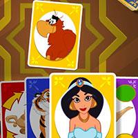 Гра Аладін грає в карти: безкоштовно грай з улюбленим героєм!