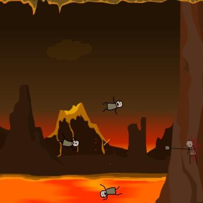 Гра Підземний Лучник 2