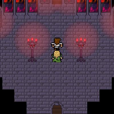 Гра Піксельна Магія: Два Лицаря проти Дракона
