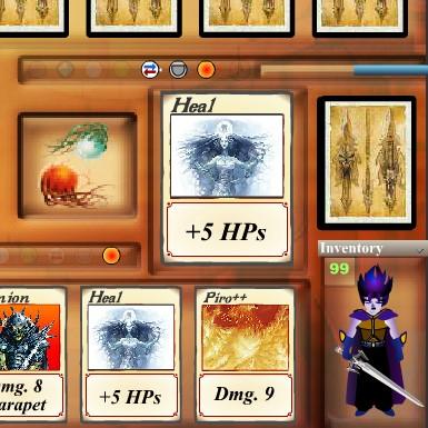 Гра Магічні Карти і Чарівні Кулі