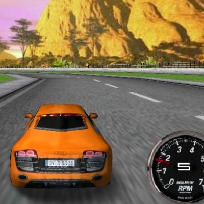 Гра Машини: Ризикований Дрифт 3Д