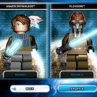 Гра Зоряні війни - Бій винищувачів