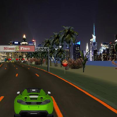 Гра Машина: Вуличні Гонки