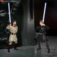 Гра Бійка Джедаїв на мечах: грай безкоштовно онлайн!!