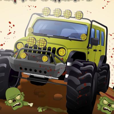 Гра Машина: Знищення Зомбі Інфекції