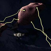 Гра Зоряні війни: Битва в астероїдах!!