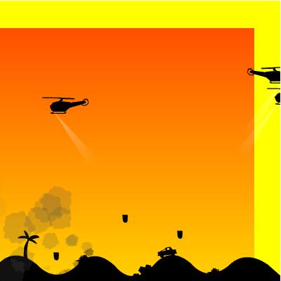 Гра Машинка і Вертольоти