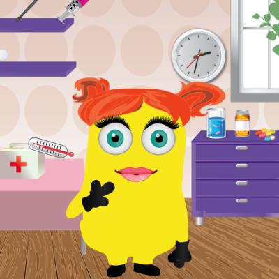 Гра Міньйони: Операція на Серці