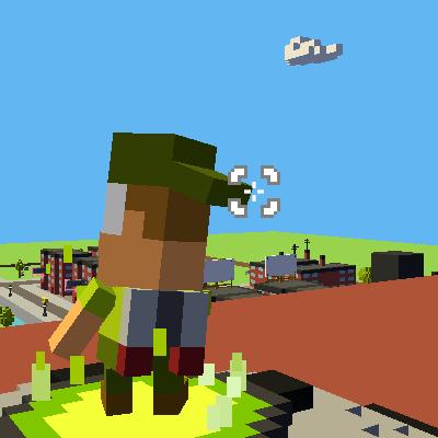 Гра Піксельні Монстри: Годзілла проти Людини