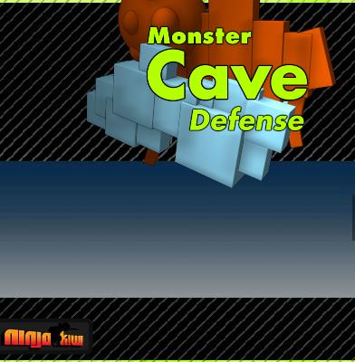 Гра Знищення Літаючих Монстрів: Захист Бази