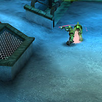 Гра Черепашки Ніндзя 3D бій! (2012)