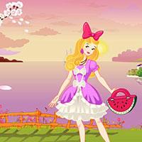 Гра Русалонька одягається: відчуй себе стилістом!